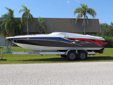 2007 Baja Marine 26 Outlaw