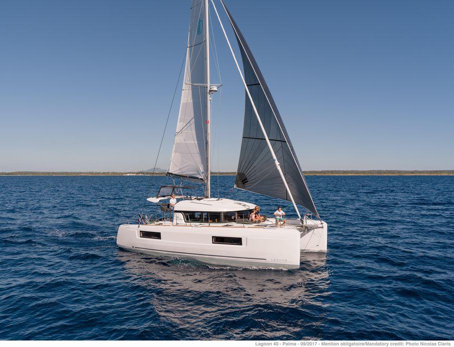 2019 Lagoon 40 Sail Boat For Sale - www yachtworld com