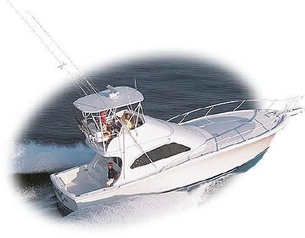 2002 Luhrs 44 Convertible