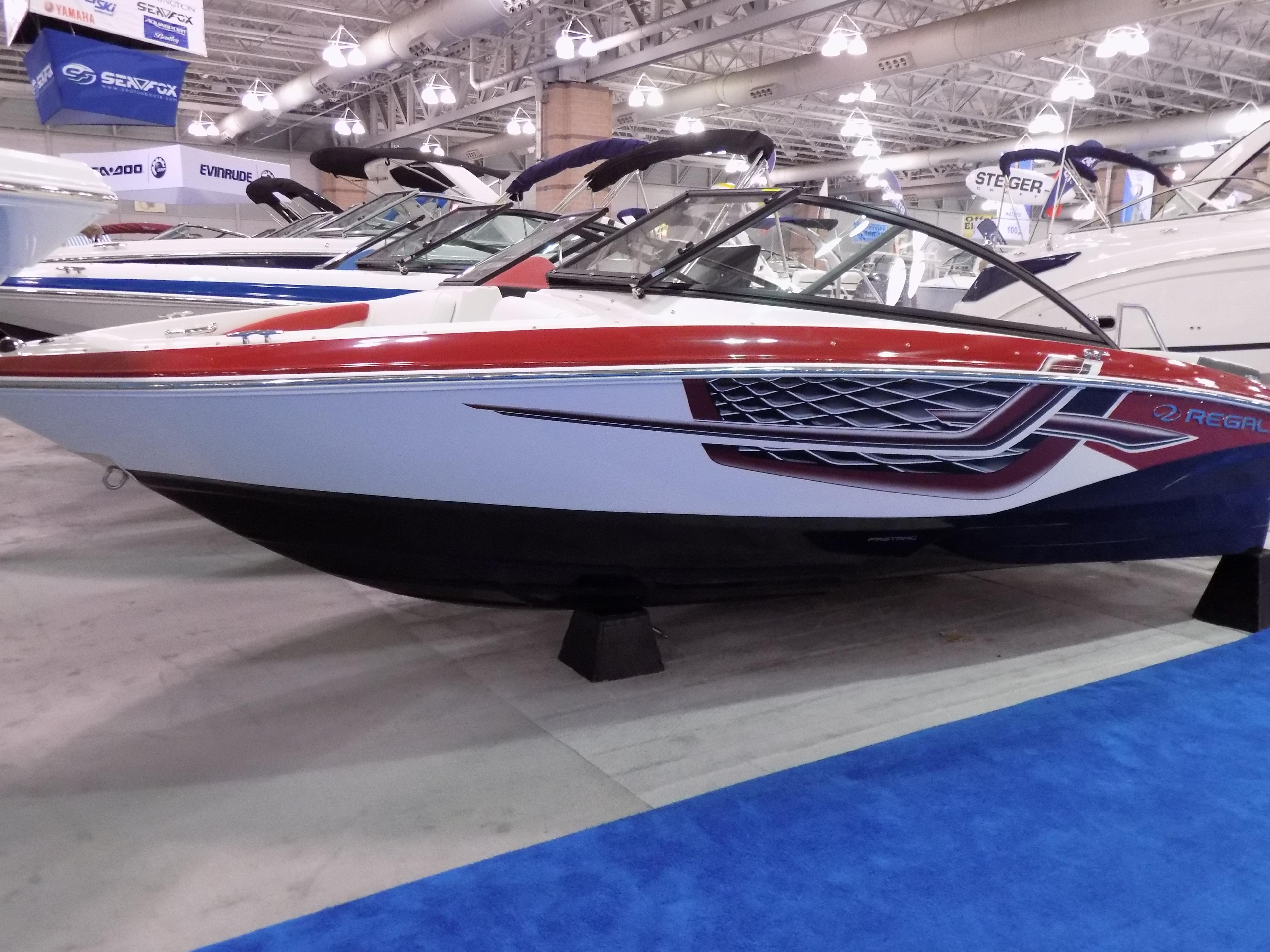 2017 Regal 1900 Esx Power Boat For Sale Www Yachtworld Com