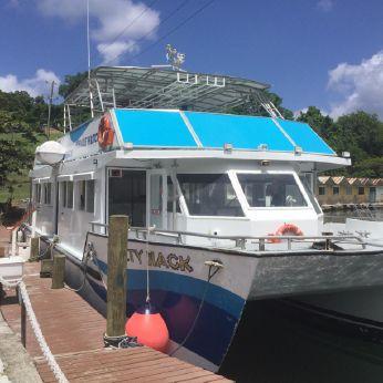 2000 Sea Taxi Catamarans Power Cat 65