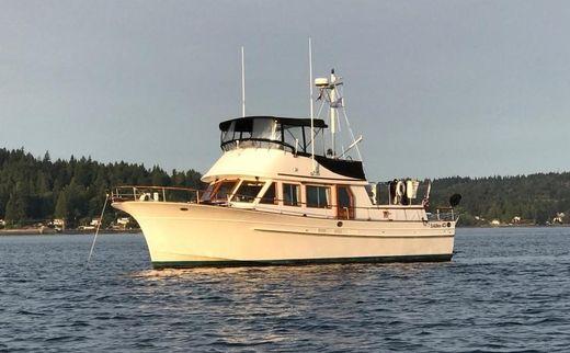 1989 Albin 43 Trawler