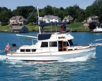 1987 Grand Banks 36 Classic Aft Cabin