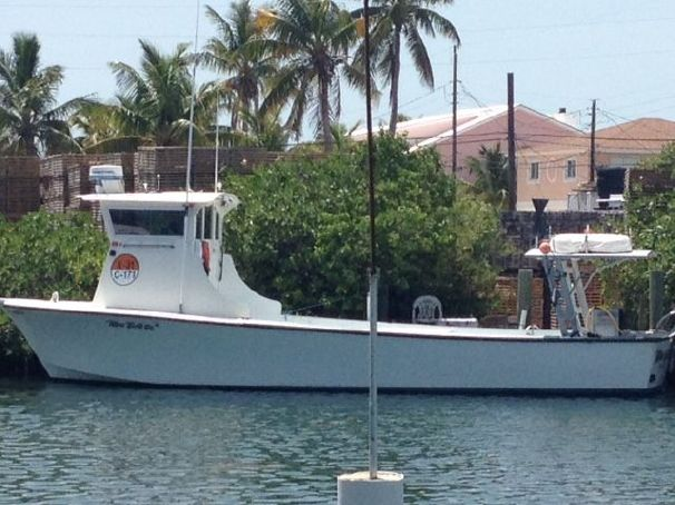 Commercial lobster fishing boat for Commercial fishing florida