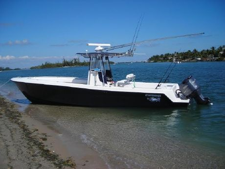 2003 Contender 31 Center Console