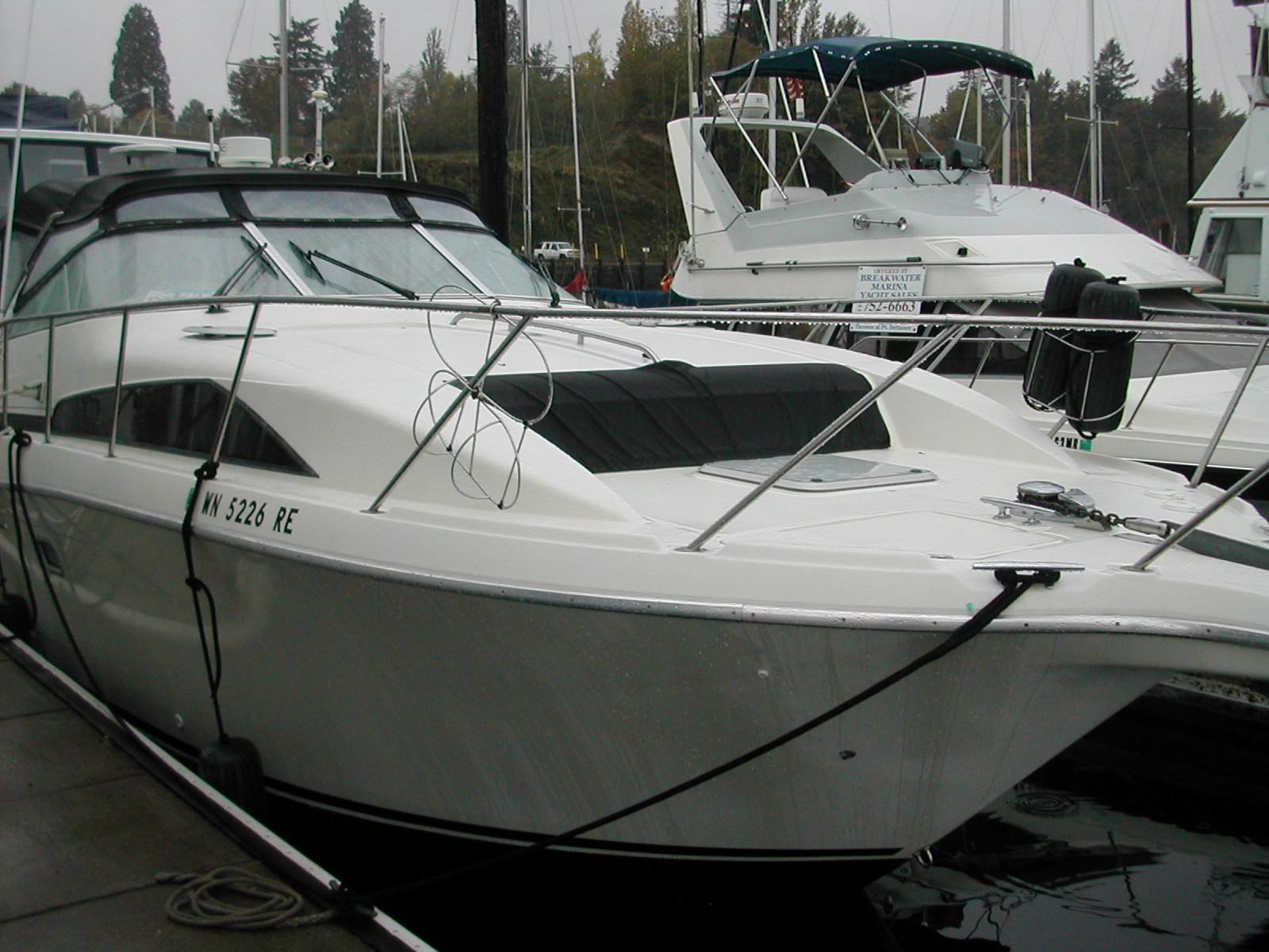 1995 Bayliner 3255 Avanti Power New And Used Boats For Sale