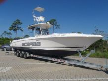 2008 Wellcraft 35 Scarab Sport