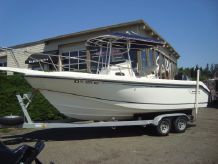 2001 Boston Whaler 230 Outrage