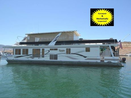 2000 Stardust CUSTOM HOUSEBOAT