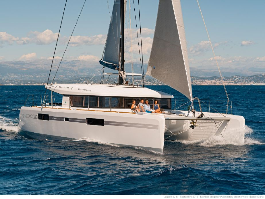 2019 Lagoon 52 S Sail Boat For Sale - www yachtworld com