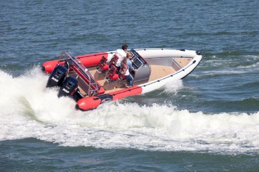 2011 X-Craft Performance Rib