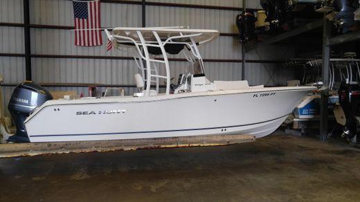 2014 Sea Hunt Edge 24