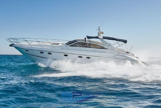 2001 Princess Yachts V 55