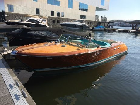 1971 Riva Aquarama Super