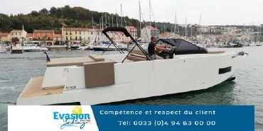 2018 De Antonio Yachts D33 CRUISER