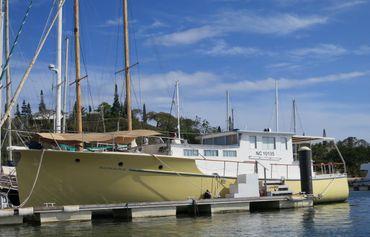 1938 Custom 17m Motor Yacht