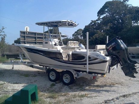 2015 Carolina Skiff HFC Series 24 HFC