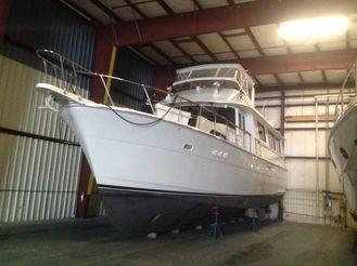 1981 Hatteras Motor Yacht