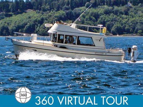 2000 Camano 31 Trawler