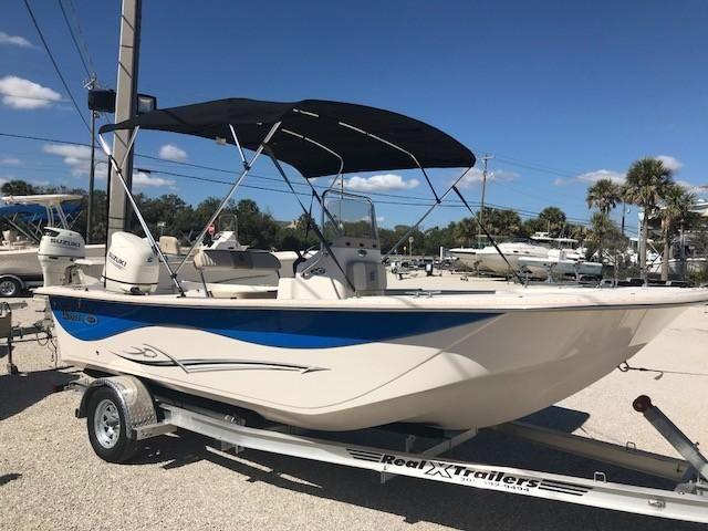 2018 Carolina Skiff 198 DLV Power Boat For Sale - www.yachtworld.com