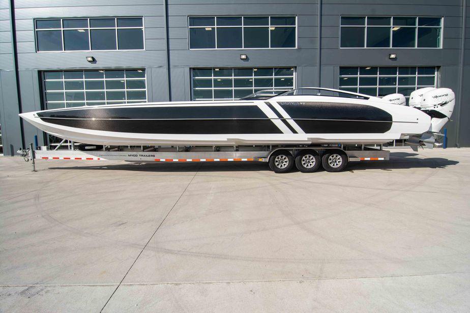 2019 Donzi 41 Icon Power Boat For Sale - www yachtworld com