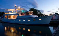 2001 Fleming 55 SLVM Motor Yacht