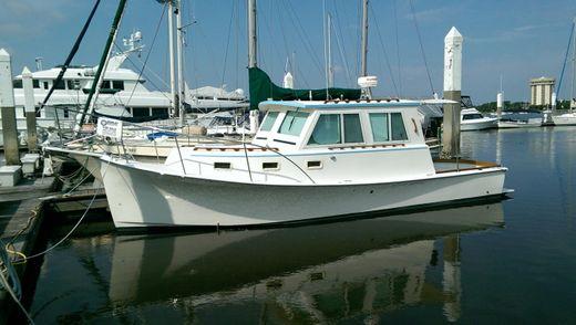 1995 Webbers Cove Downeast Cruiser