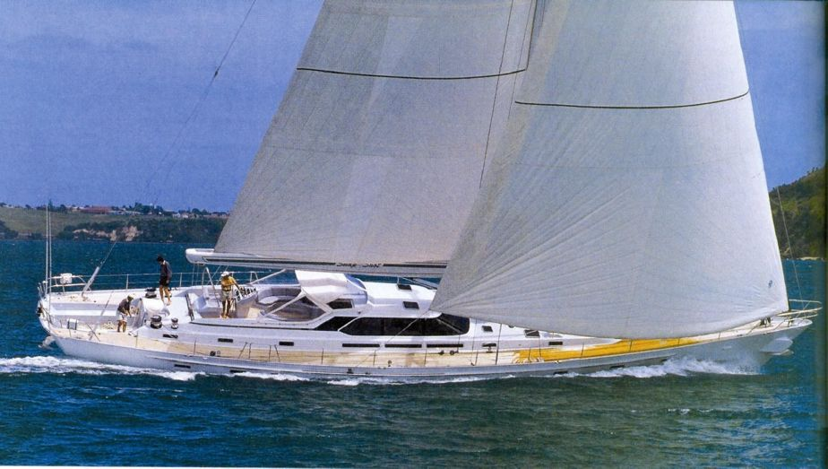 1998Cookson Performance Sailboat