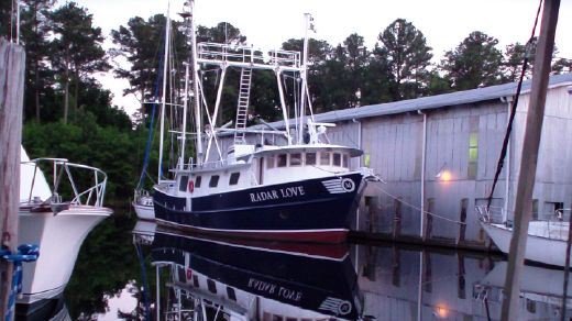 1997 Portier Shipyards Expedition Trawler