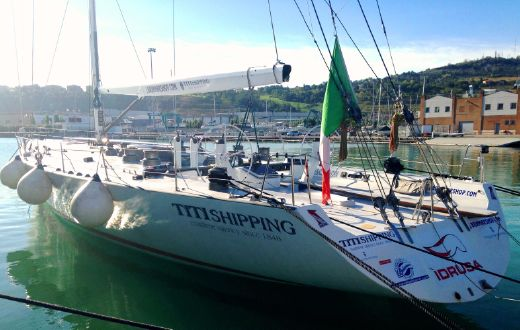 1996 Mistral Composite MAXI ONE FARR 80