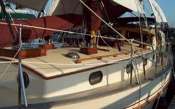 1984 Tayana Pilothouse 37'