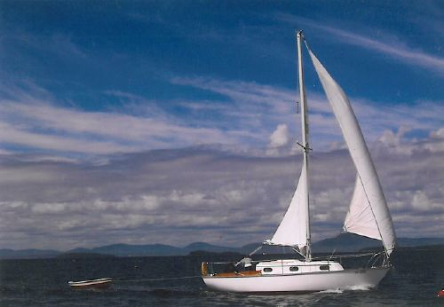 1979 Cape Dory Sloop