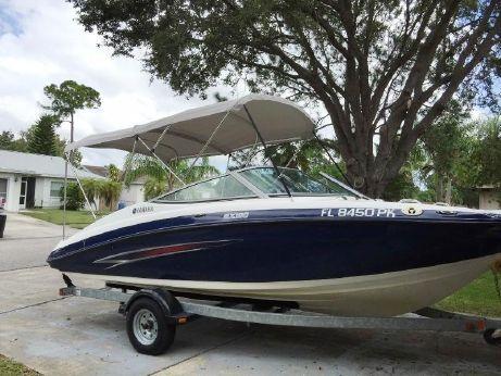 2013 Yamaha Sport Boat SX 190