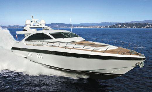 2008 Overmarine Mangusta 80