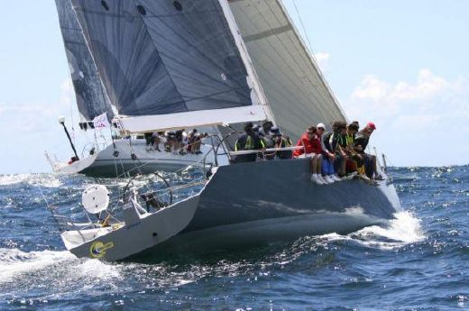 2005 Tp 52 Racing Yacht