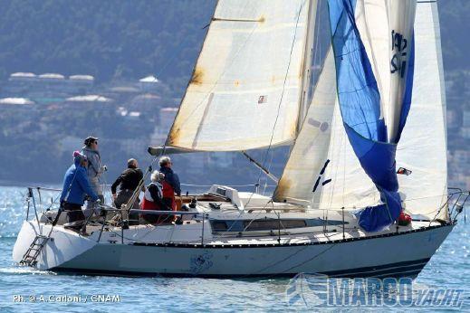 1988 X Yachts X 342