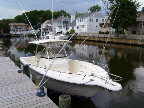 2003 Pursuit 3070 Offshore Center Console