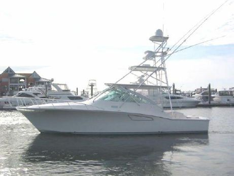 2007 Cabo Yachts 40