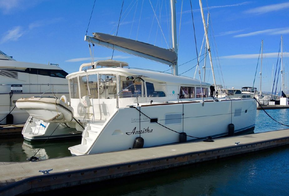 2010 Lagoon 400 Sail Boat For Sale - www yachtworld com