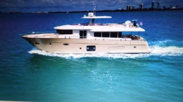 2019 Custom Richa Yacht Motor Yacht