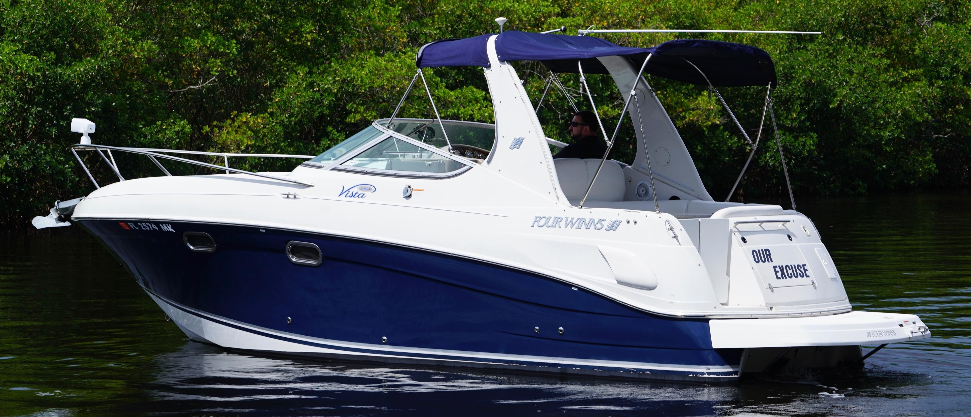 winns  vista power boat  sale wwwyachtworldcom