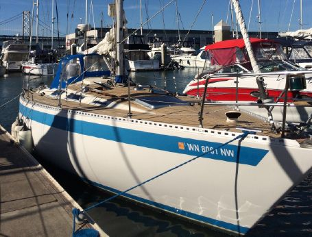 1985 Sweden Yachts 34C