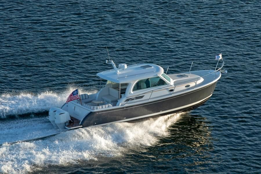 2020 Back Cove 34O Power Boat For Sale - www yachtworld com