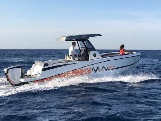 2020 Custom BMA X-666