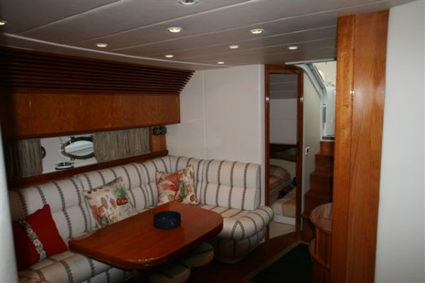 52' Pershing 52 •Year: 2003 •Current Price: EUR 550000 Tax Paid •Located in ...