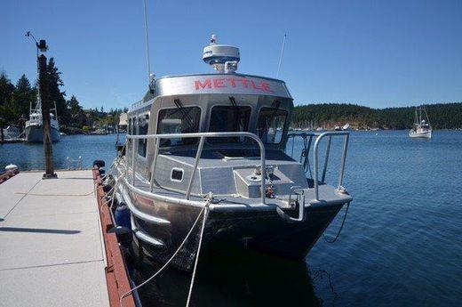 2008 Armstrong Marine 25' Catamaran