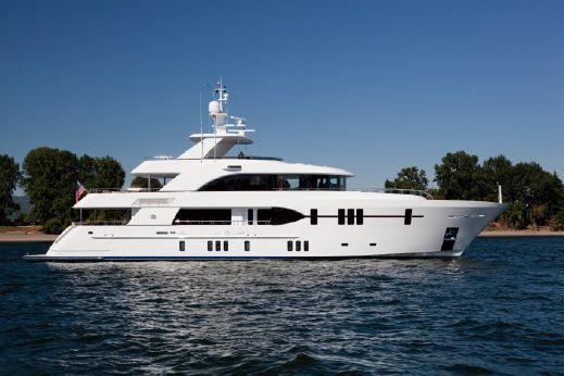 2013 Christensen Yachts Motor Yacht
