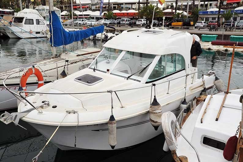 2007 Beneteau Antares 6 Power Boat For Sale Www Yachtworld Com