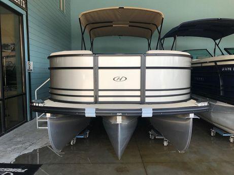 2018 Harris Flotebote Grand Mariner 250