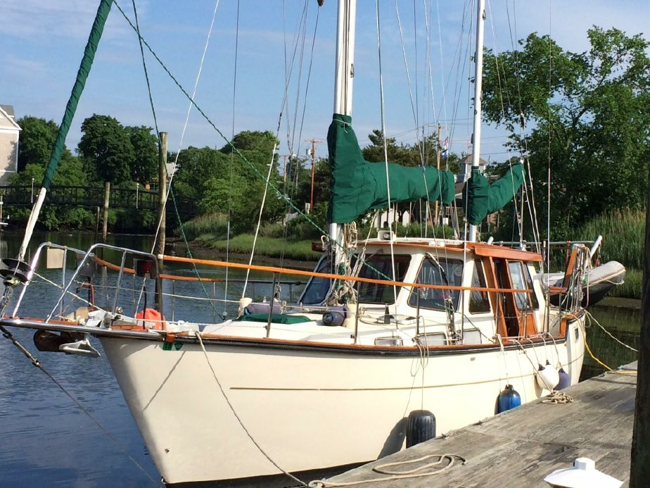 1984 Nauticat NAUTICAT 38 Sail Boat For Sale - www yachtworld com